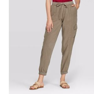 Knox Rose/Target Olive Cargo Pants